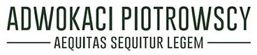 adwokaci piotrowscy logo