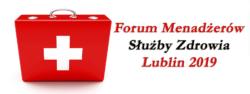 forum menadżerów służby zdrowia lublin 2019